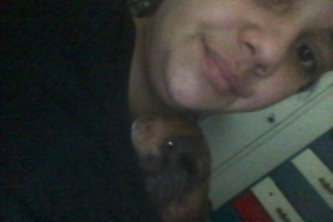 Me and Brownie